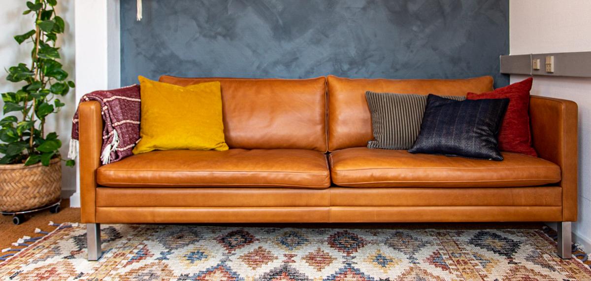 Min sofa